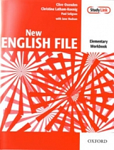 New English File: Elementary Workbook