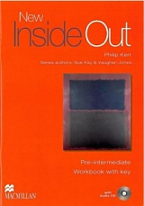 New Inside Out: Pre-Intermediate Workbook